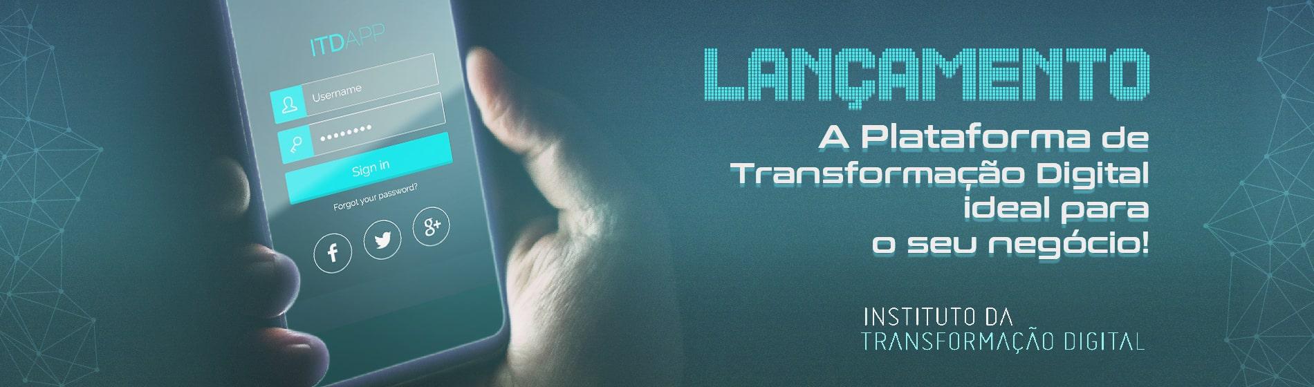 ECOSSISTEMA de Transformação Digital