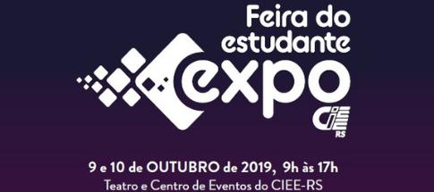 Vem aí a EXPO CIEE-RS 2019!