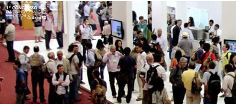 ExpoTD reúne as principais soluções para a Transformação Digital dos negócios