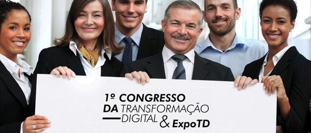 Grupos de empresários tem desconto especial no Congresso da Transformação Digital