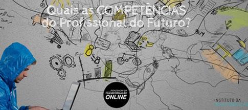 LIVE Roadshow da Transformação Digital - Quais as Competências do Profissional do Futuro?